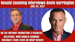 Kevin Harrington, interviewed by Ronald Coumng. July 24th, 2017