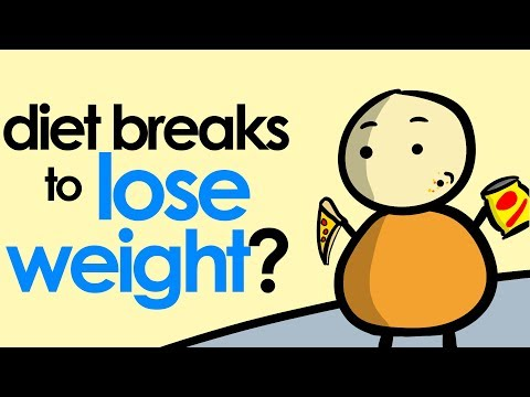 Why You SHOULD Take Diet Breaks | Cheat Days and Meals