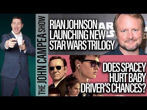 Rian John Launching New Star Wars Trilogy, Disney Director's Freedom - The John Campea Show