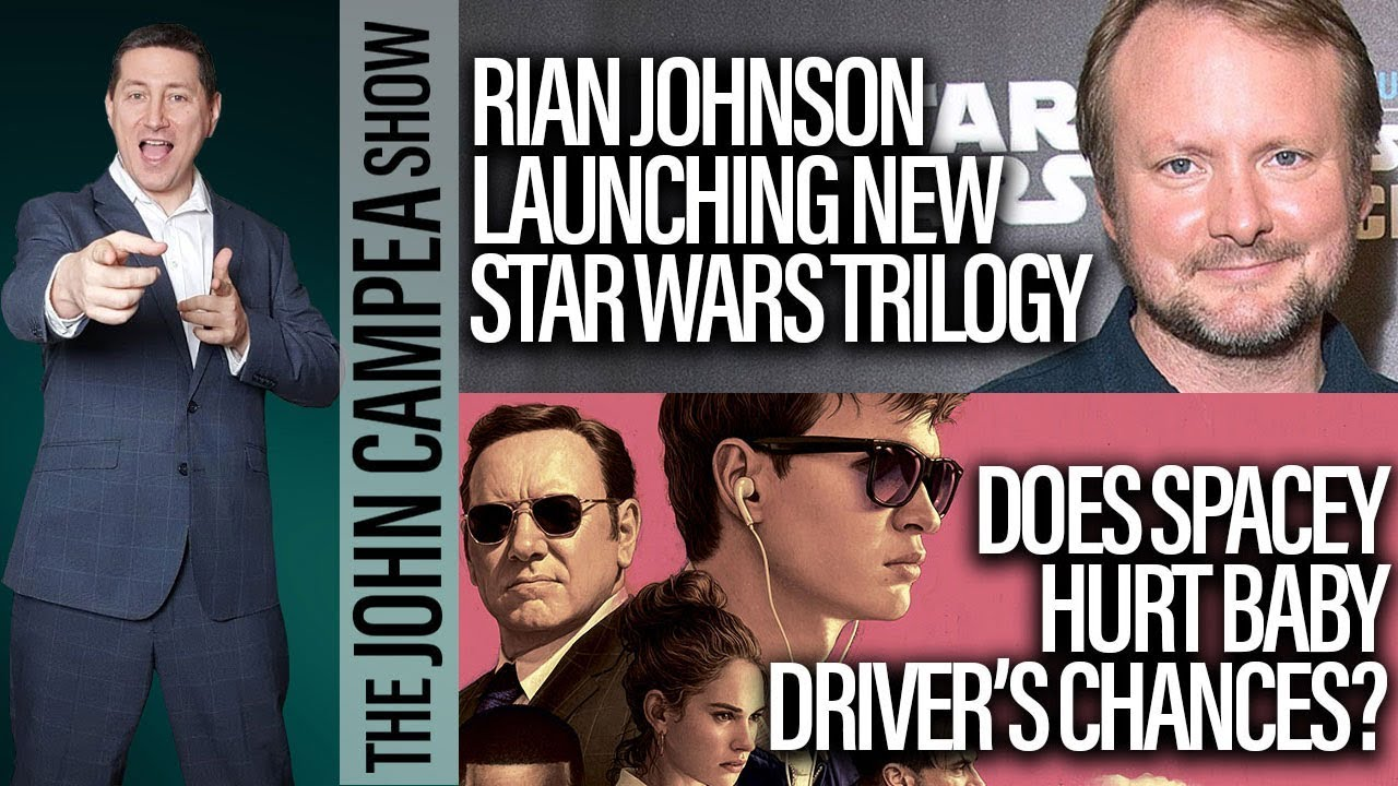'Star Wars' Director Rian Johnson Developing New Film Trilogy