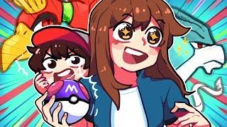 잠뜰이 평생운 다쓴날!! [마인크래프트 컨텐츠: 마스터볼 럭키블럭] - Pokemon Lucky Block - [잠뜰]