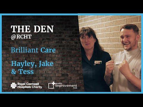 The Den - Brilliant Care - Pitch #6