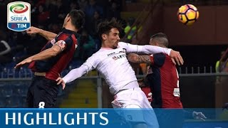 Video Gol Pertandingan Genoa vs Palermo