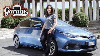 Toyota Auris Hybrid | La prova anti-stress da traffico