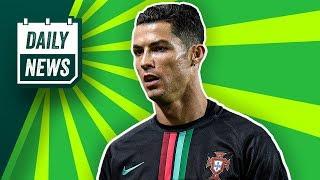 Ronaldo mit 55. Karriere-Hattrick! England, Türkei & Tschechien für EM qualifiziert!