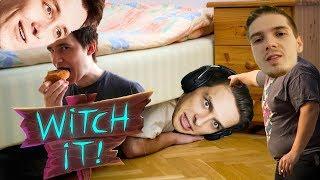 ŠEJDÍŘI!!! | Witch It #2 w/ Bax, House a Wedry
