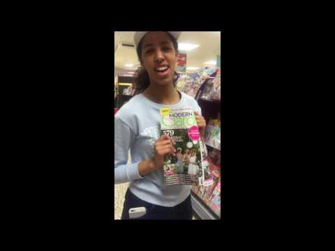 When a Hamilton fan goes shopping...