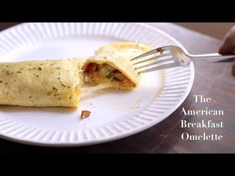 The American Breakfast Omelette