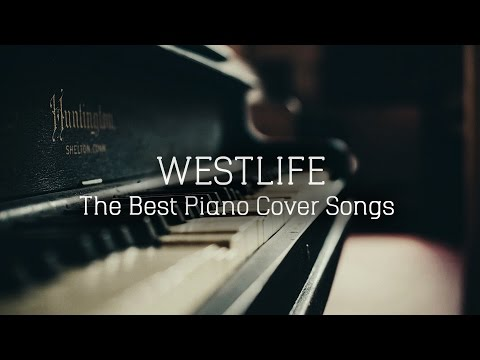 WESTLIFE - The Best Piano Cover Songs | Best Songs Of Westlife | Fiori Sounds