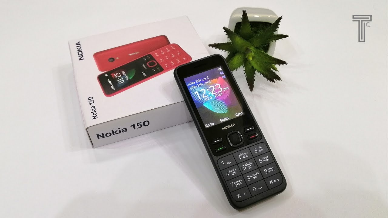Nokia 150 (2020) - Old Nokia 150 With New design in 2020