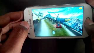 Asphalt 8 on Galaxy S Duos 2 GT-S7582
