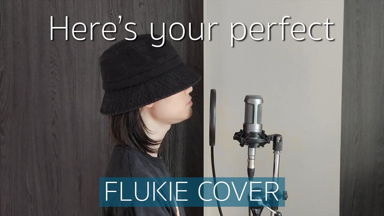 Download Here's Your Perfect - Jamie Miller // FLUKIE COVER
