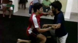 anomit vs rohan draw 21102011