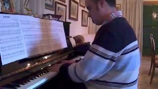 Jueves - La Oreja de Van Gogh (LODVG) - Acompañamiento de piano