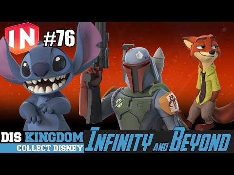 Disney Infinity & Beyond #76 - Baloo, Lilo, Cake Wars & More 2016 Predictions