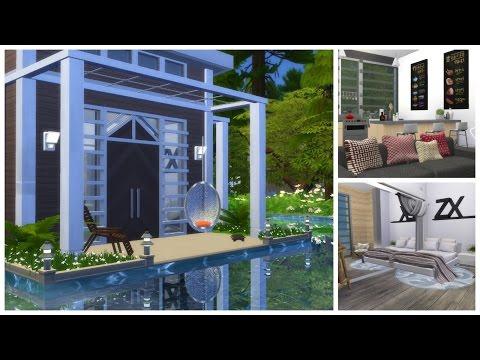 симс 4 создание дома