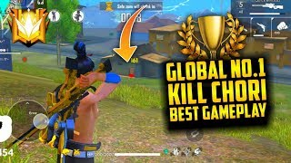 Global No.1 Kill Chori Best Noob Level Gameplay - Garena Free Fire- Total Gaming