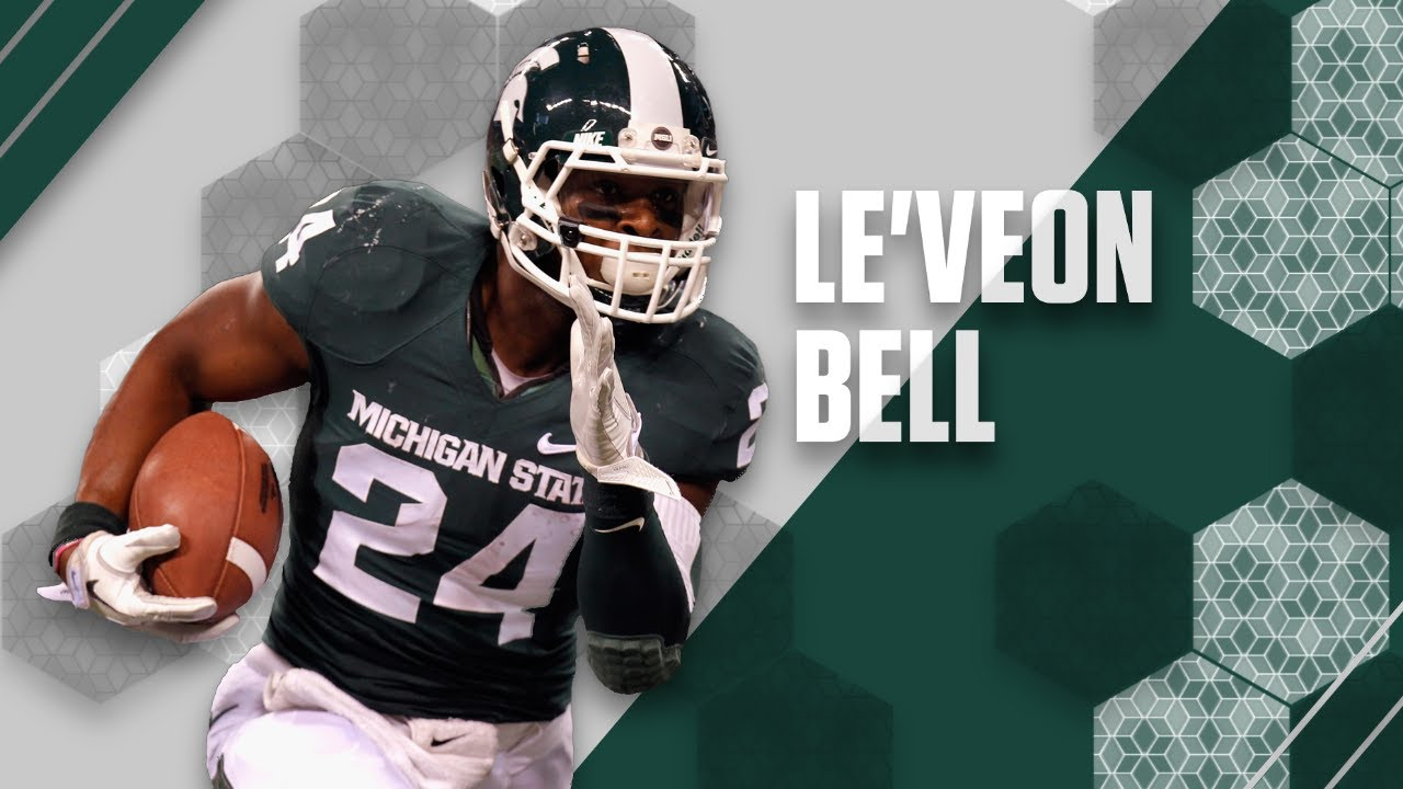 Le Veon Bell S Best Moments As A Michigan State Spartan College Football Mixtape Youtube