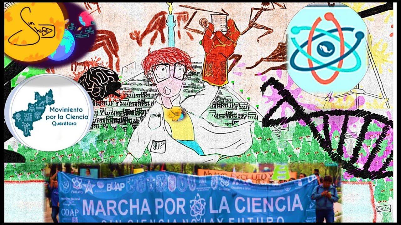 """""""Feria de Ciencias/Marcha por la Ciencia 2019"""""""