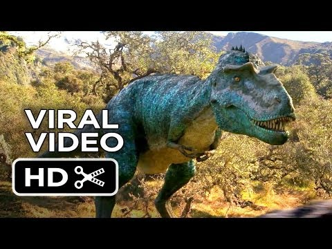 Walking With Dinosaurs 3D - Dino Files - Speedy Gorgosaurus (2013) - CGI Movie HD