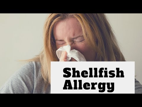 Shellfish Allergy What Are The Symptoms