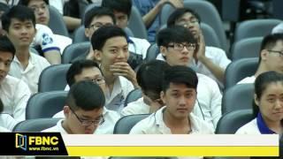 FBNC - Cuộc thi sinh viên biện luận 2017 - Đại học Bách Khoa - Tập 3 (Phần 1)