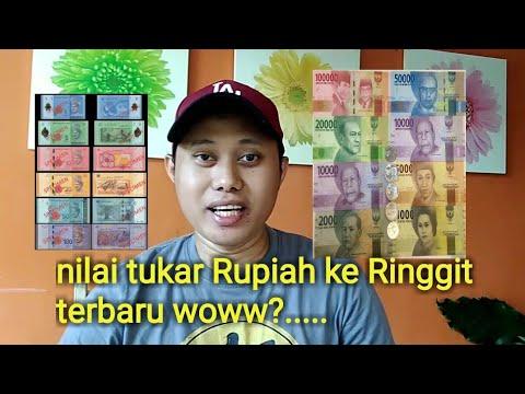 Review Nilai Tukar Ringgit Malaysia Ke Rupiah Indonesia Terbaru