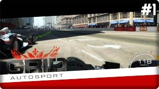 GRID Autosport Gameplay PL [#1] Open Wheels