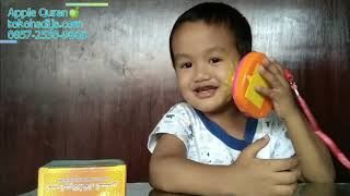 Anak Lucu Main Apple Quran