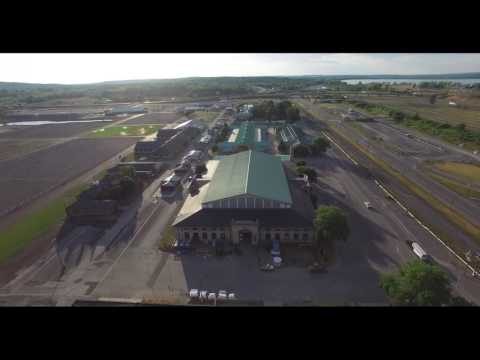 NYS Fairgrounds 2016 - How it looks now after renovations.