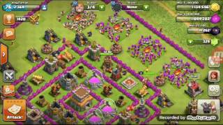 How to do a loot attack in Clash of Clans(in Urdu and Hindi)