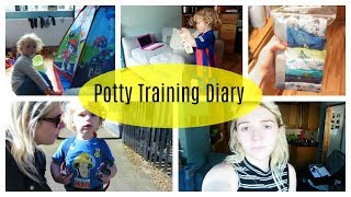 Potty Training Diary l 3 Years Old