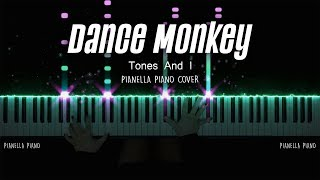 TONES AND I - Dance Monkey | Piano Cover by Pianella Piano