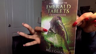 Compendium Of The Emerald Tablets By Billy Carson Book