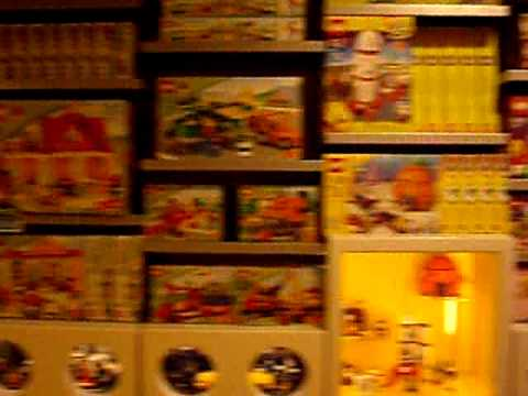 lego store in concord mills mall n.c. - YouTube