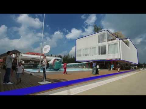 The Czech modular pavilion for EXPO 2015 - second part