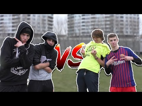 Epický YOUTUBE Football BATTLE! /w FiFqo, Pewdiepie, Chipy