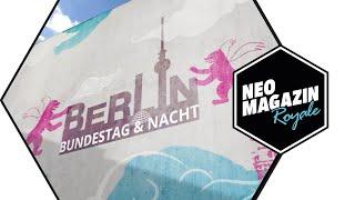 Berlin Bundestag & Nacht - #4 Das WG-Casting | NEO MAGAZIN ROYALE mit Jan Böhmermann - ZDFneo