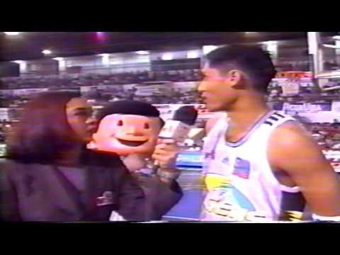 MBA Manila vs  Cebu Gems Sept  8, 1999