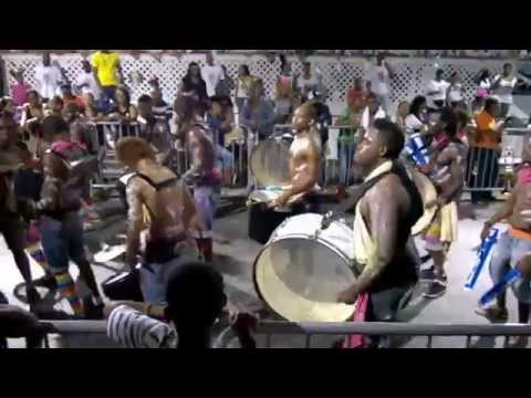 Curaçao - Karnaval 2014 - Marcha di Tiner