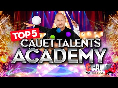 TOP 5 CAUET TALENTS ACADEMY