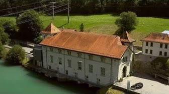 De Lessoc à Montbovon | Haute Gruyère | Intyamon | Drone Vision Switzerland