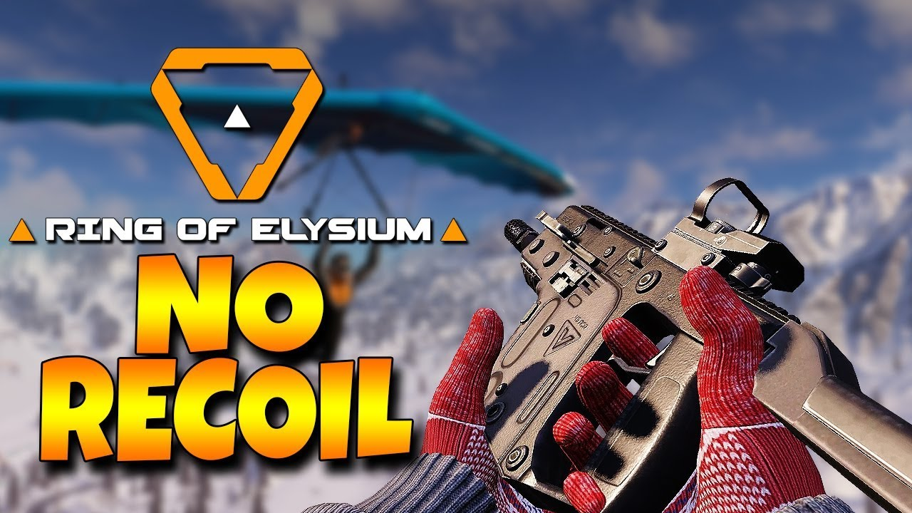 RING OF ELYSIUM - VECTOR ARMA MAIS ROUBADA DO GAME!
