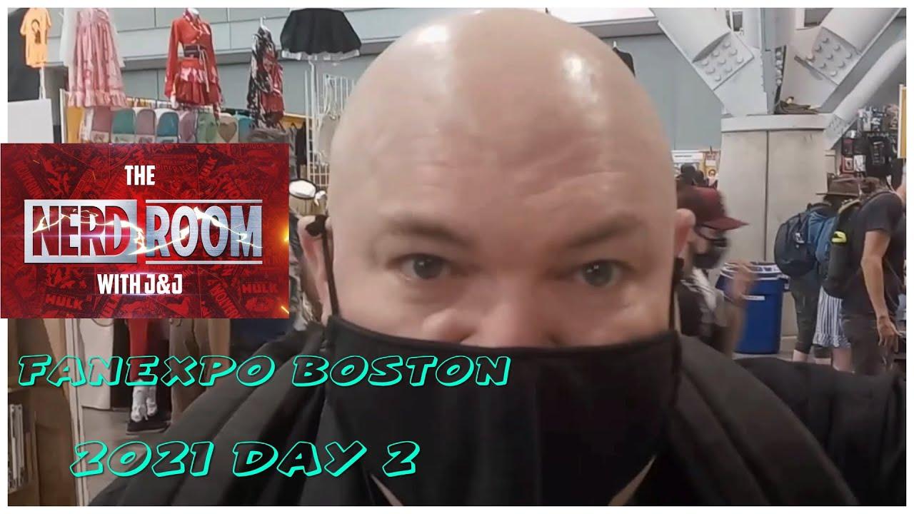 Download FanExpo Boston 2021 Day 2 September 4, 2021