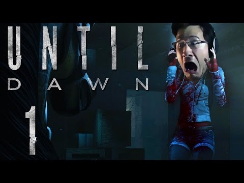 LET YOUR STORY BEGIN | Until Dawn - Part 1