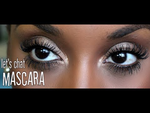 Best Mascara's Ever! + tips and tricks