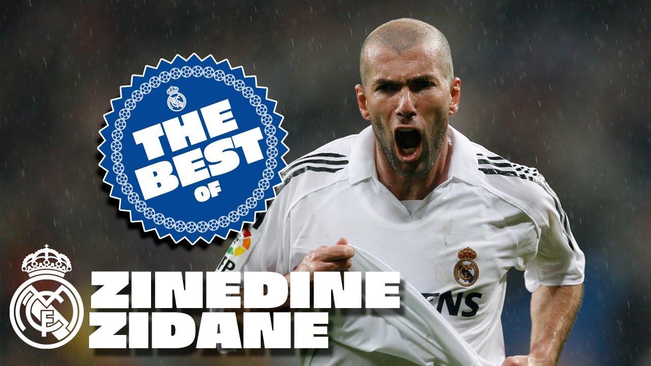 ✨ Zidane | Best goals, skills, assists & trophies at Real Madrid