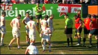 Rugby - European Nations Cup - 2012-14 - Spain-Georgia