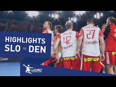 Highlights | Eslovenia vs Dinamarca