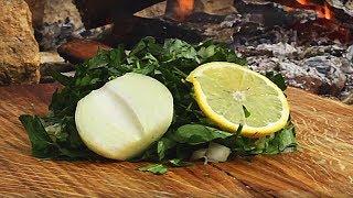 Доктор Орлов. Рецепт от отеков. Салат из петрушки для похудания.